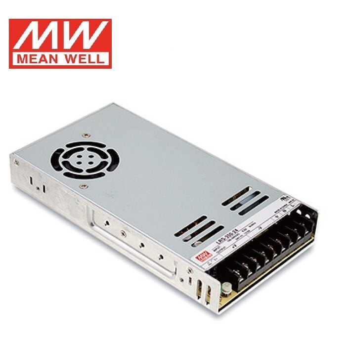 明緯MW 電源供應器 LRS-350-12 - 限時優惠好康折扣