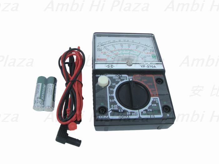 YF-370A 指針型三用電錶 1
