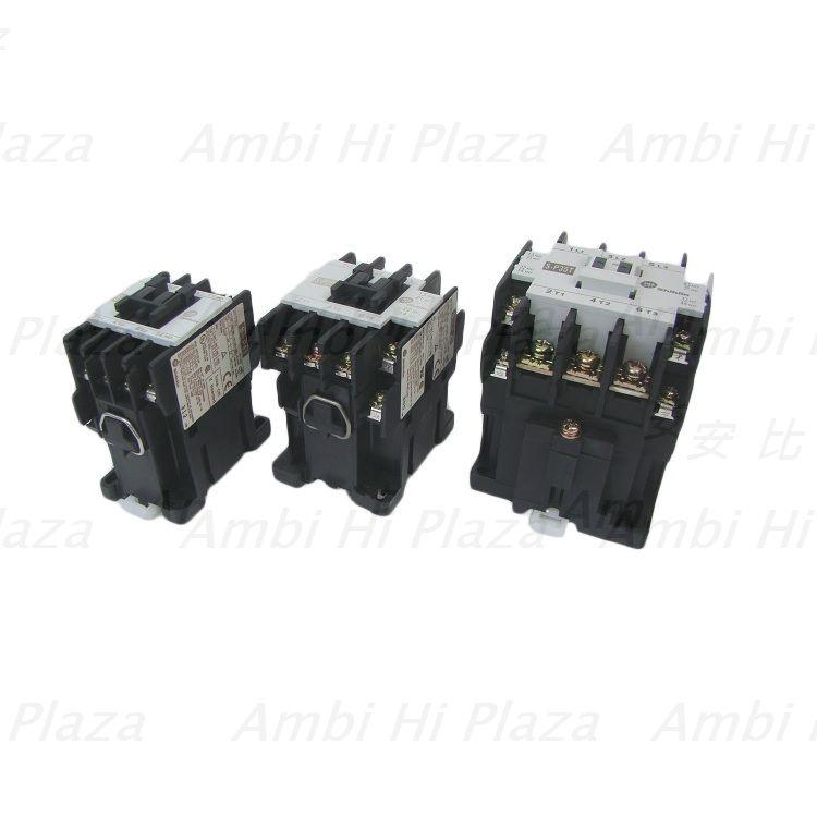 士林電機 電磁接觸器S-P25 (1入) 0