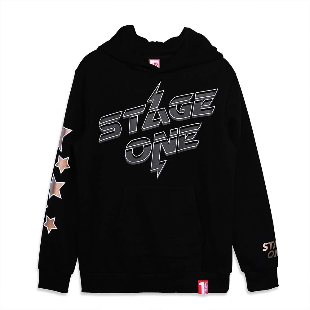 STAGEONE ALL STAR HOODIE 黑色 / 丈青色 兩色 7