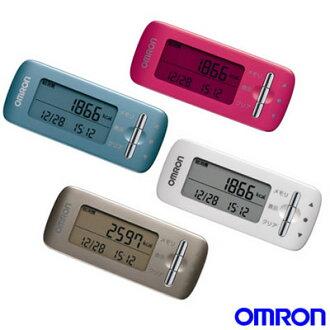 永大醫療~日本歐姆龍OMRON計步器 HJA-306每個特價979元顏色請先詢問現貨