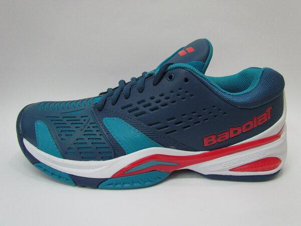 BABOLAT專業男網球鞋