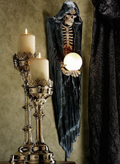 加拿大進口手工壁飾燈門燈墻燈壁燈幽灵鬼灯 0