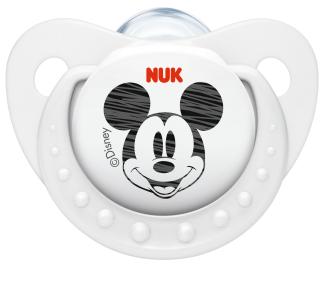 『121婦嬰用品館』NUK 米奇安睡型矽膠安撫奶嘴 - 一般 1