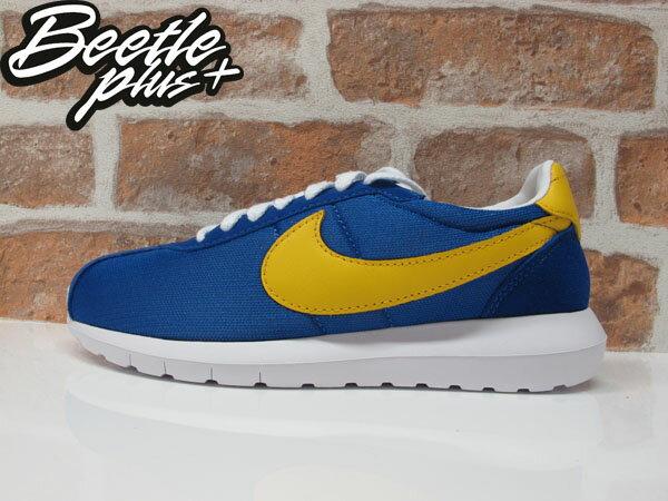 BEETLE PLUS NIKE LAB ROSHE LD-1000 SP 藍黃 辛普森 阿甘鞋 非 藤原浩 慢跑鞋 休閒鞋 709657-471