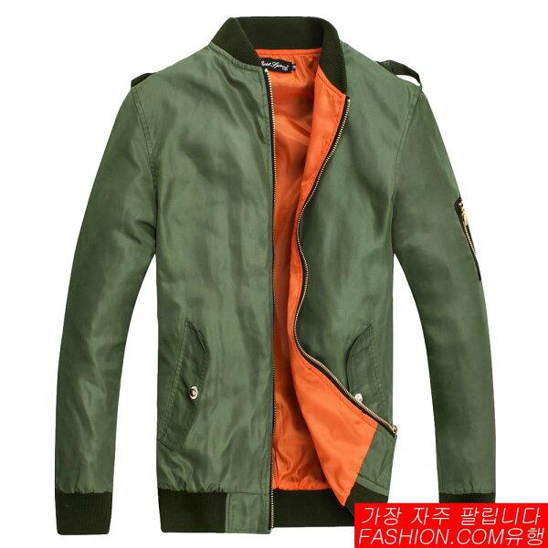 DITION  防風螺紋MA1飛行員空軍夾克