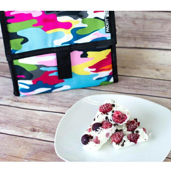美國 【PACKiT】2016新款 冰酷 多功能冷藏袋(亮麗迷彩) 1