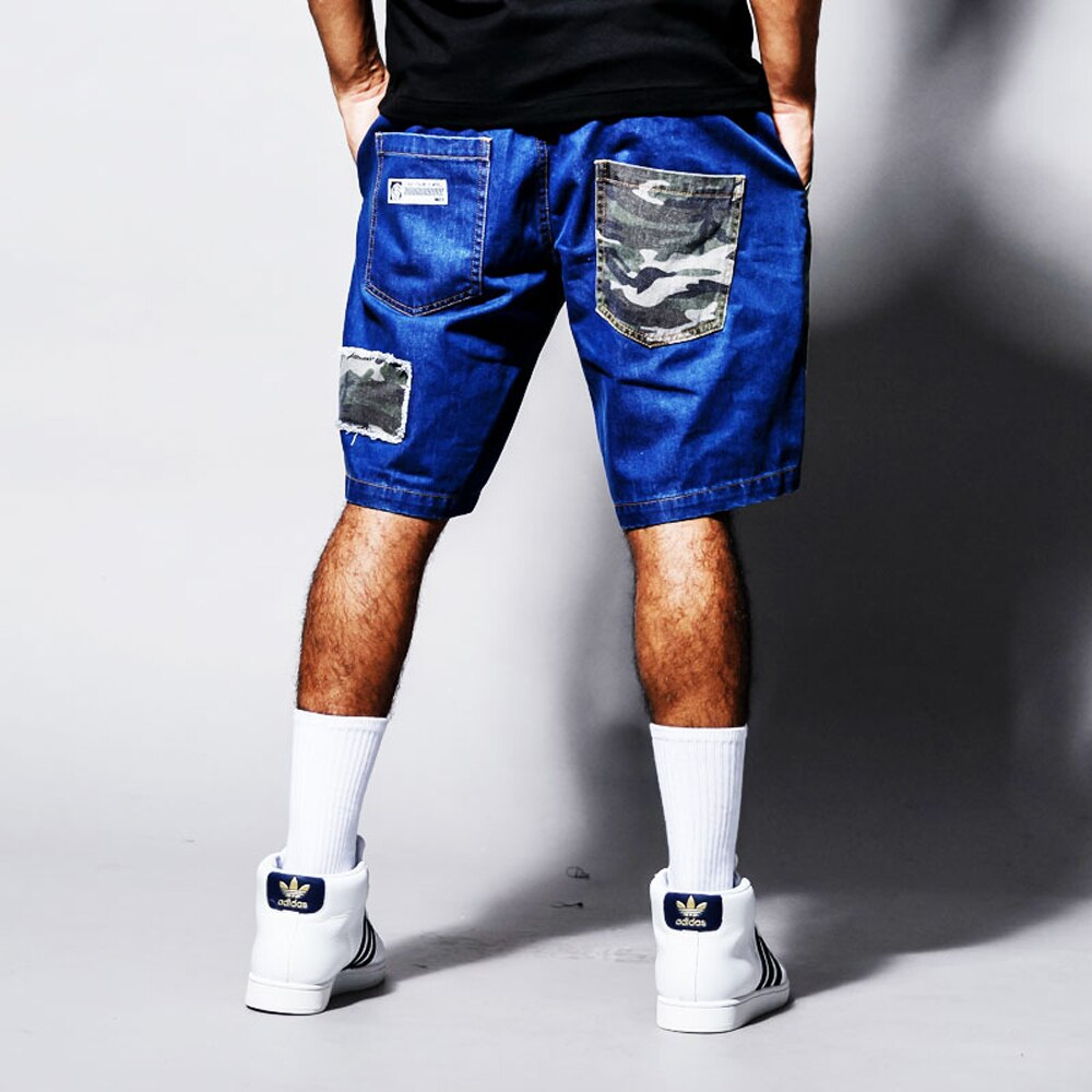 STAGE REMAKER CAMO SHORTS 軍綠色 2