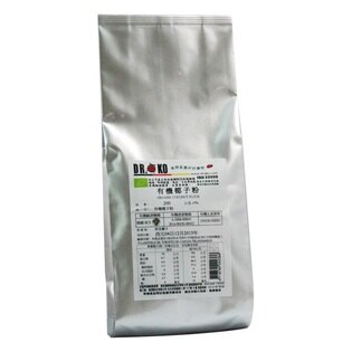 Dr. OKO 有機椰子粉 ORGANIC COCONUT FLOUR (200g±5%)