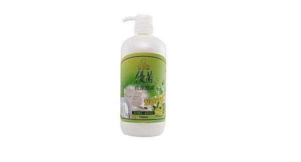 買4+1 優菌 洗潔酵素、洗碗精(1000ml) ~不含壬基酚