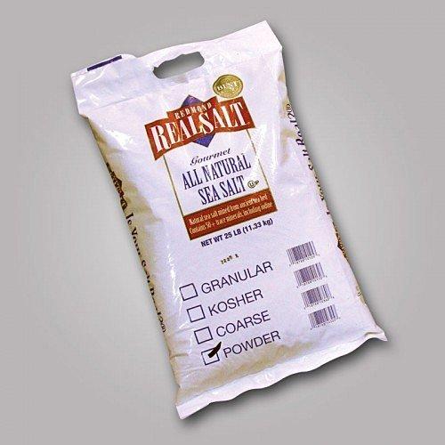 阿邦小舖 浚泰 頂級天然海鹽(粉) 25磅/11.3公斤