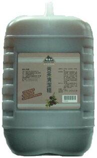 錫安山 苦茶清潔精(桶) 5400 ml