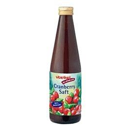 德國【維可Voelkel】有機蔓越莓汁 (330ml) 100%