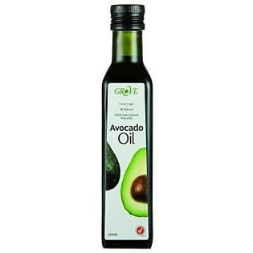 Grove 紐西蘭特級純淨酪梨油(原味)(250ml/瓶) Avocado Oil (extra virgin)