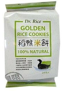 稻鴨米餅 Dr.Rice 6個月以上幼兒可食用 幼兒米餅 阿邦小舖