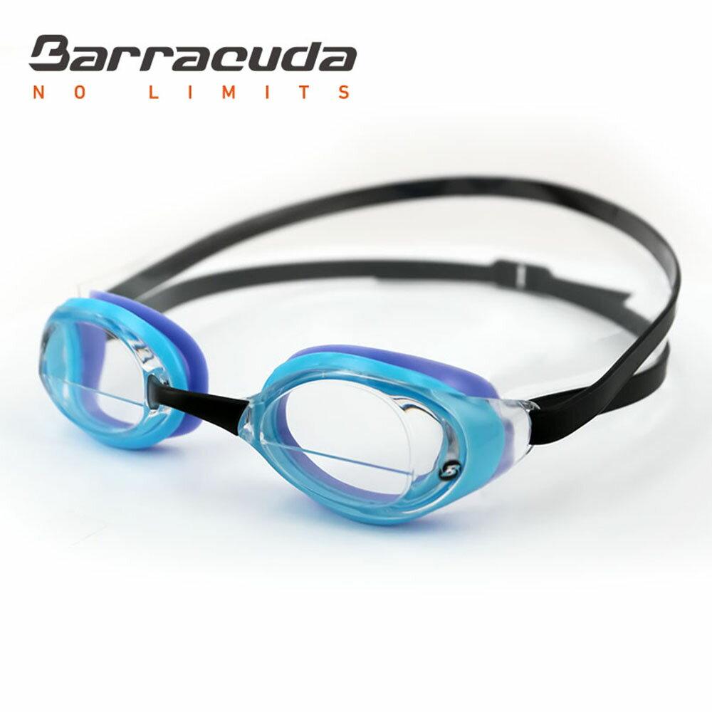 美國巴洛酷達Barracuda成人競技抗UV防霧泳鏡-BOLT#90255 0