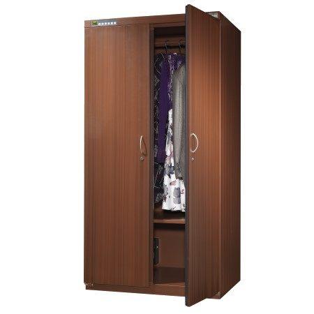 *╯新風尚潮流╭*防潮家 976L 木質感電子防潮衣櫃 名牌包保存時尚防潮傢俱 WD-1000A