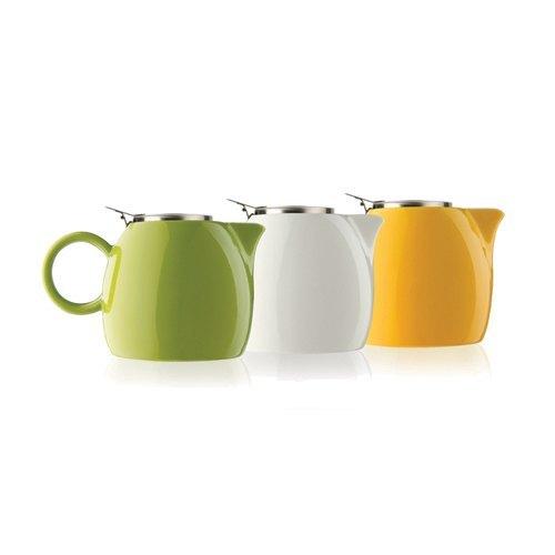 Tea Forte 普格陶瓷茶壺 - 果綠 Pistachio 2