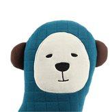Kidu Hugdoll 車用抱枕玩偶--莫比(藍色) 0