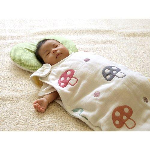 Hoppetta - 六層紗蘑菇防踢背心 (嬰童) 5