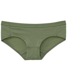 【PH5.5酸鹼平衡褲】Pure5.5-女三角褲-迷彩綠【3件$999】