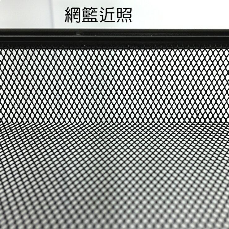 【凱樂絲】居家辦公兩用DIY 四層收納推車(古典黑-寬25 cm) 角落空間利用, 附輪胎及把手, 容易移動 2