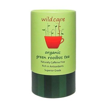 ~淘氣寶寶~南非國寶茶Wild Cape 野角南非博士綠茶~40包 罐~天然生成無咖啡因、