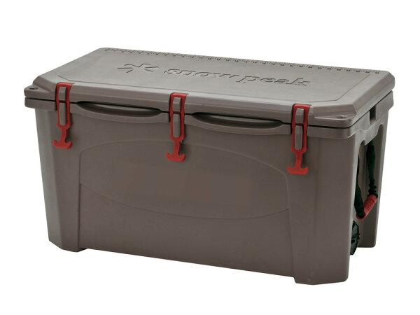├登山樂┤日本Snow Peak Hard Rock Cooler 保冷箱/冰桶 75QT # UG-303GY