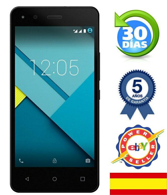 BQ AQUARIS M4.5 4G 16GB NEGRO. SMARTPHONE LIBRE 0