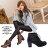 格子舖*【KW2192】MIT台灣製 嚴選韓版經本款 質感皮革馬丁靴 繫帶拉鍊粗高跟短靴 2色 0
