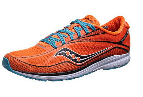 [特價] SAUCONY 索康尼男款 TYPE A6 輕量 競速 透氣 耐磨 排水 慢跑鞋 29007-2 (陽光樂活) -