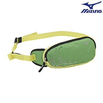 33TM600735(綠) 運動用(加大)護翼型腰包 【美津濃MIZUNO】