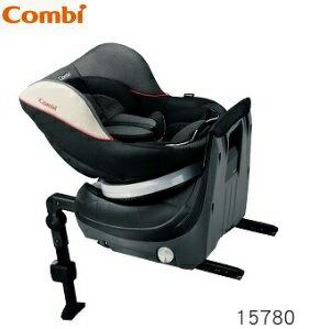 日本【Combi 康貝】Neseruturn ISOFIX 旋轉式汽座(汽車安全座椅) - 時尚黑 0