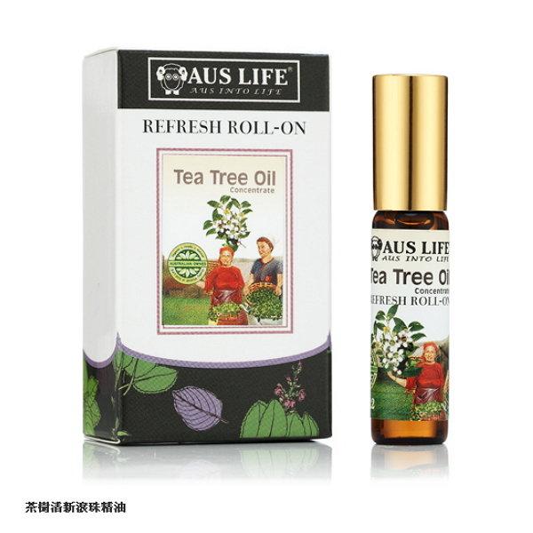 『121婦嬰用品館』澳思萊 茶樹清新滾珠精油 5.3ml