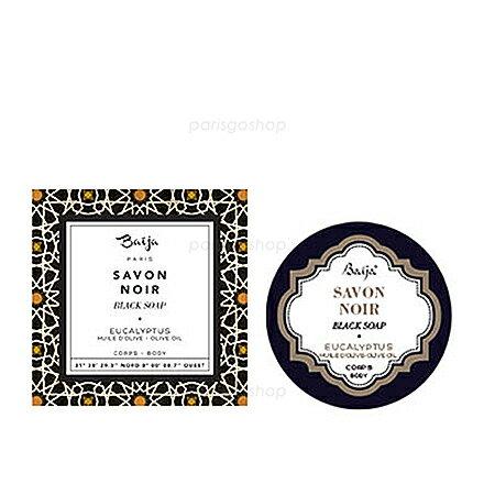 Baija 巴黎百嘉 琥珀秘香 淨化黑肥皂 50ML【巴黎好購】BAJ0805001 - 限時優惠好康折扣