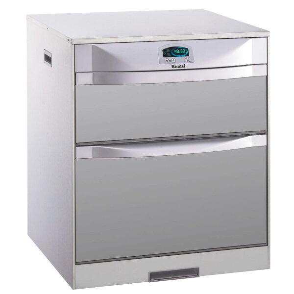 林內 Rinnai 落地雙門抽屜式烘碗機50cm RKD-5051