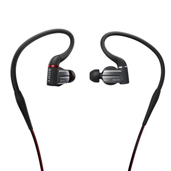 SONY 索尼 XBA-A3 密閉入耳式耳機