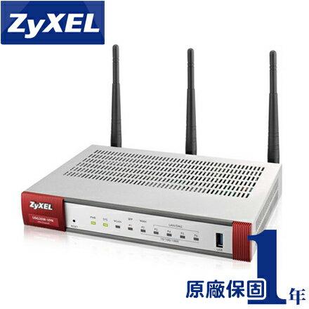 [免運] ZyXEL 合勤 USG 20W-VPN VPN防火牆