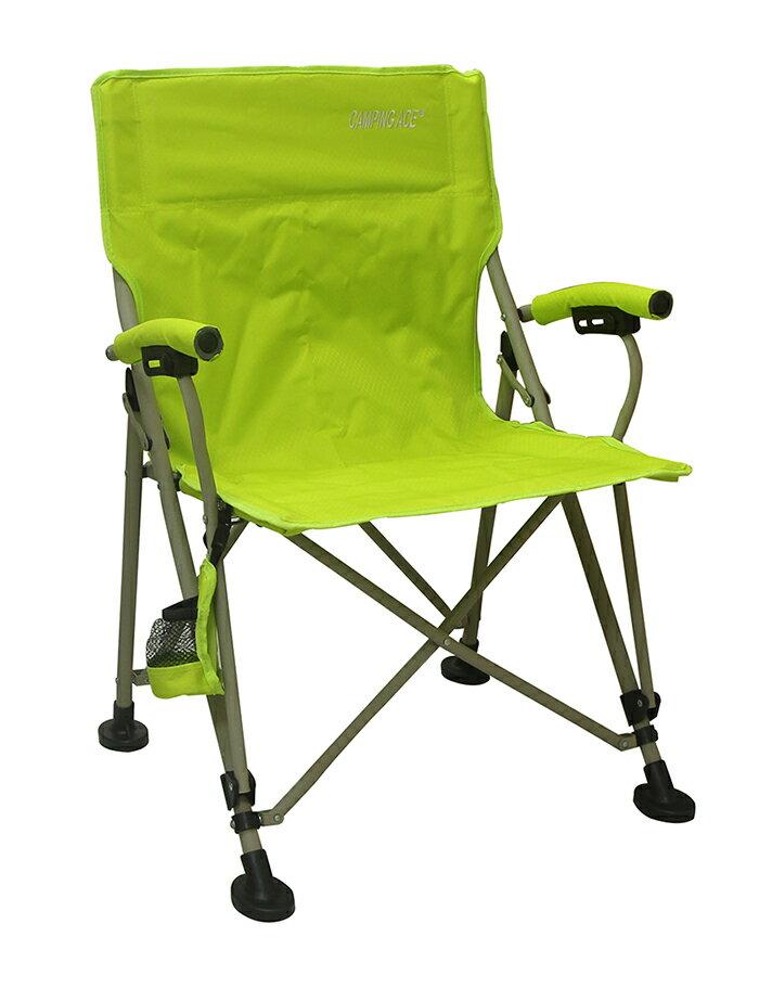 野樂經典豪華休閒椅,高張力耐拉管套 ARC-806 野樂 Camping Ace 2