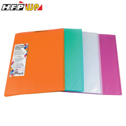 HFPWP 雙層封面10頁資料簿 環保 H253A~10 非大陸製 10本  箱 ~  好