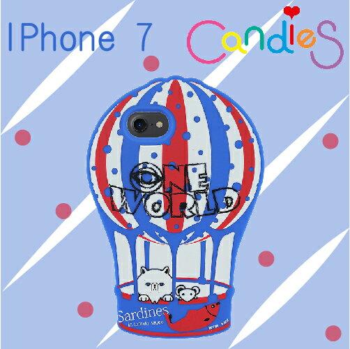 【Candies】熱氣球手機殼-IPhone 7(預購)