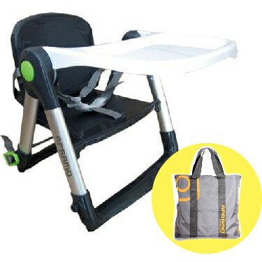 【贈原廠兩用提袋】英國 Apramo QTI Flippa 摺疊式兒童餐椅-7色 2
