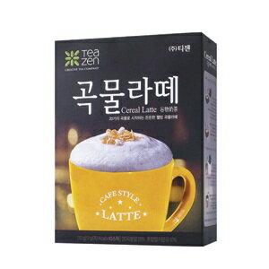 【TeaZen 茶禪】 綜合榖物奶茶 出清價$110/盒
