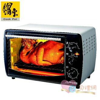 淘禮網    OV-1802  鍋寶18L多功能電烤箱  加贈鍋寶玫瑰刀