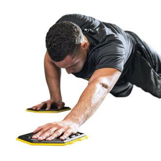 SKLZ SLIDEZ 核心肌力訓練滑盤