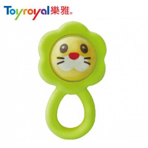 【安琪兒】日本【ToyRoyal 樂雅】動物森林系列-獅子搖鈴(2m+) - 限時優惠好康折扣