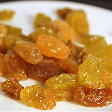 黃金葡萄乾 大葡萄乾 白葡萄乾 加州 果乾 蜜餞 天然水果製成200克