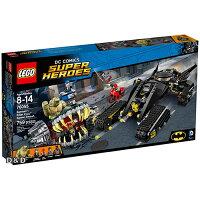 蝙蝠俠與超人周邊商品推薦樂高積木LEGO《 LT76055 》SUPER HEROES 超級英雄系列 - 蝙蝠俠 : Killer Croc™ Sewer Smash