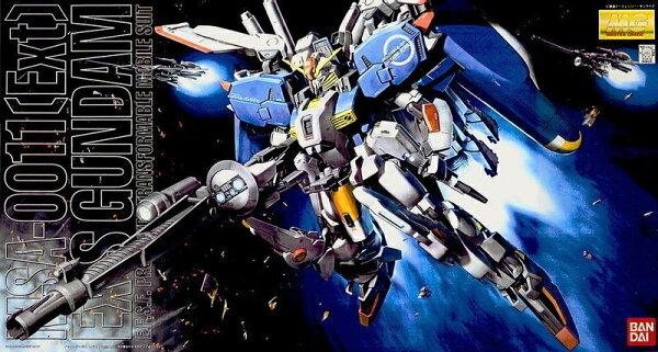 ◆時光殺手玩具館◆ 現貨 組裝模型 模型 鋼彈模型 BANDAI MG 1/100 機動戰士鋼彈 鋼彈前哨戰 MSA-0011 Ex-s 鋼彈