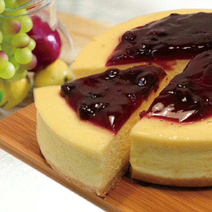 ~麵包空間~藍莓重乳酪 ^(6吋^) ~  好康折扣